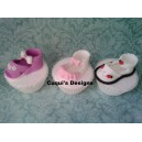 Baby Shoes Cutter Set