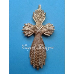 Spike of Wheat Cross