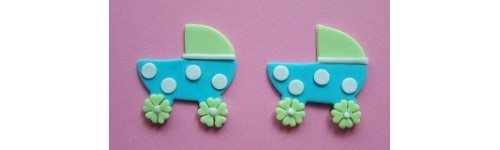 BABY CRADLES & CARRIAGES