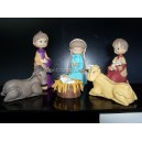 Nativity Cold Porcelain